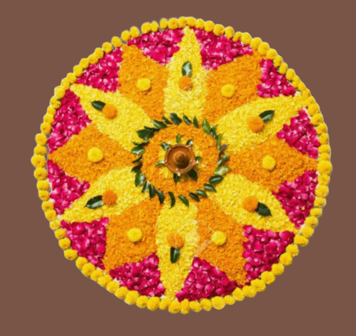 Image of Rangoli for Google Pay Diwali Scanner
